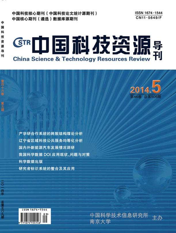 中国科技资源导刊