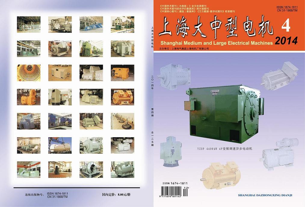 上海大中型电机