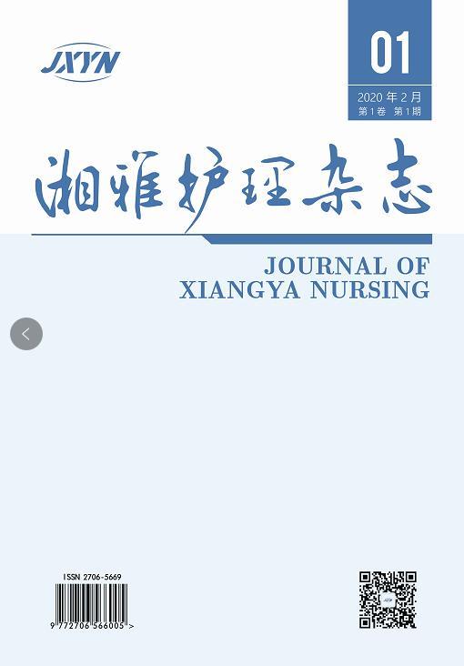 湘雅护理杂志